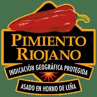 Logotipo Indicación Geográfica Protegida Pimiento Riojano